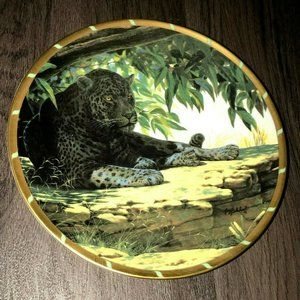 Collector Plate By Lenox Siesta Guy Coheleach